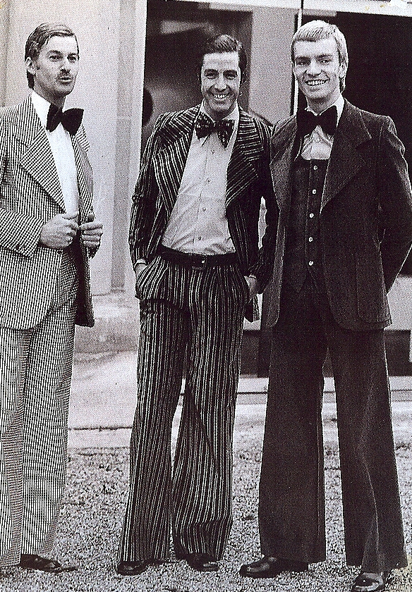 Mens Fashion 1920s