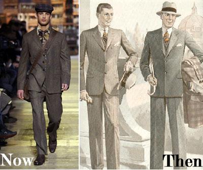 Latest Mens Fashion London on 1930s Mens Fashion   Mens Fashion Trends   2012 Mens Fashion Ideas