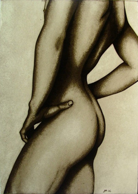 To swim in the nude. skinnydipper skin'ny-dip'per n.