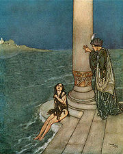 180px-Edmund_Dulac_-_The_Mermaid_-_The_Prince