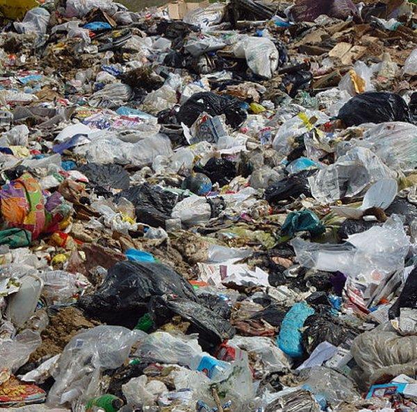 Fashion landfills