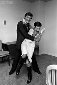 Vidal and Beverly Sassoon