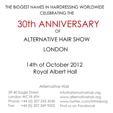 london alternative hair 2012
