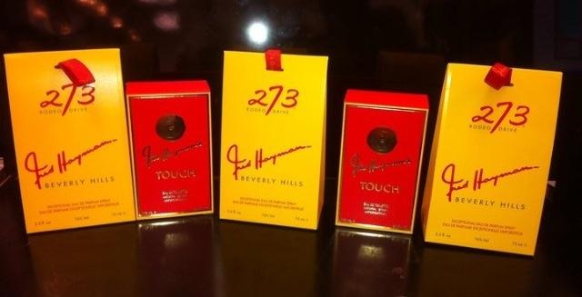 Perfumes Fred Hayman
