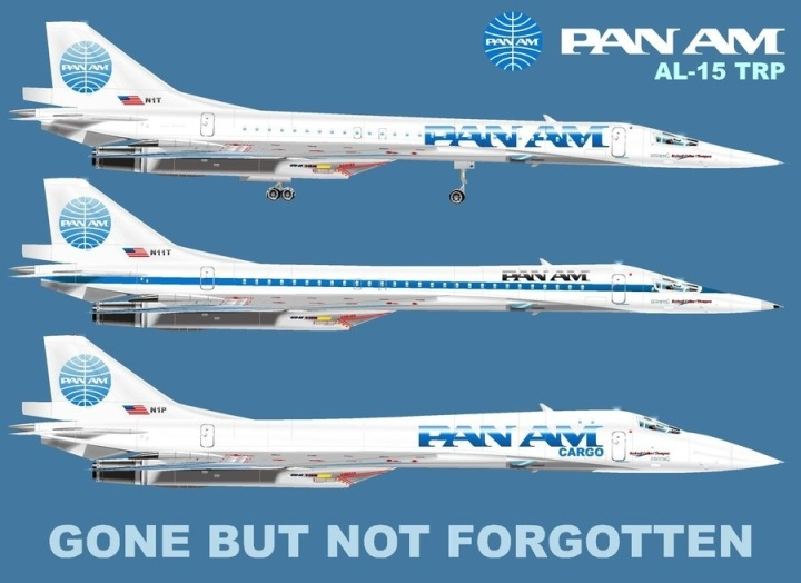 pan am AL15 TRP