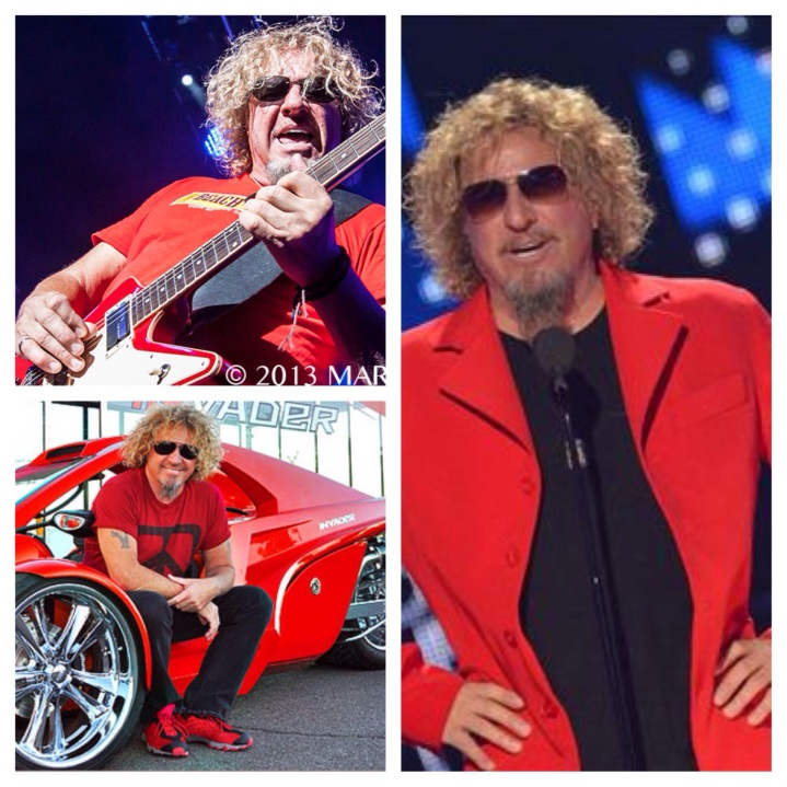sammy hagar tour