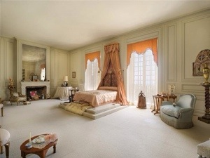 coco chanel bedroom