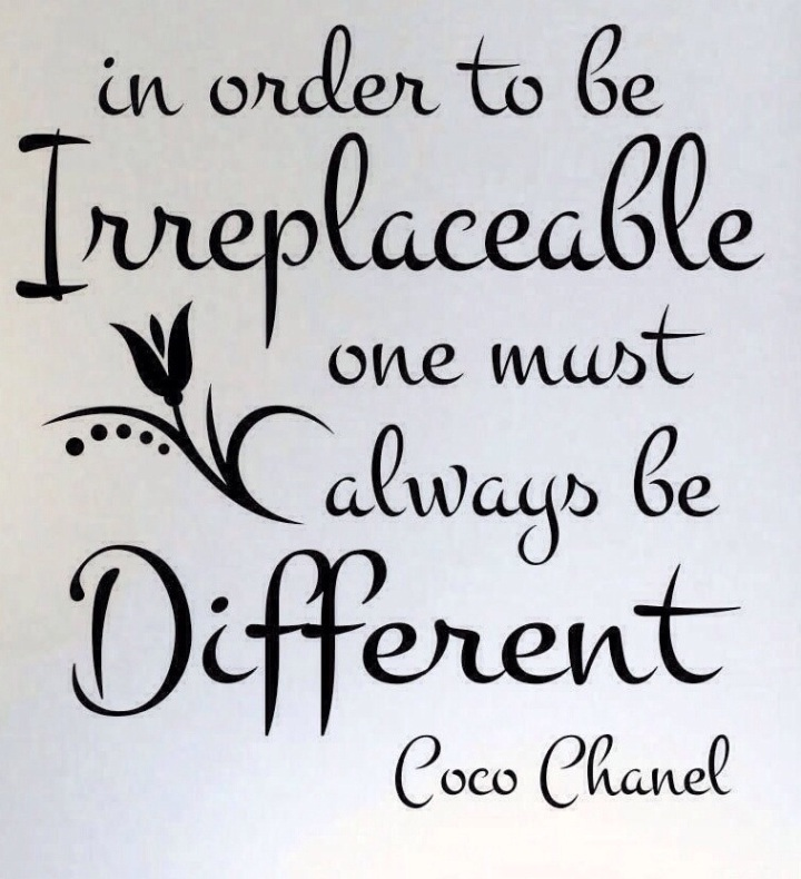 quotes by coco chanel