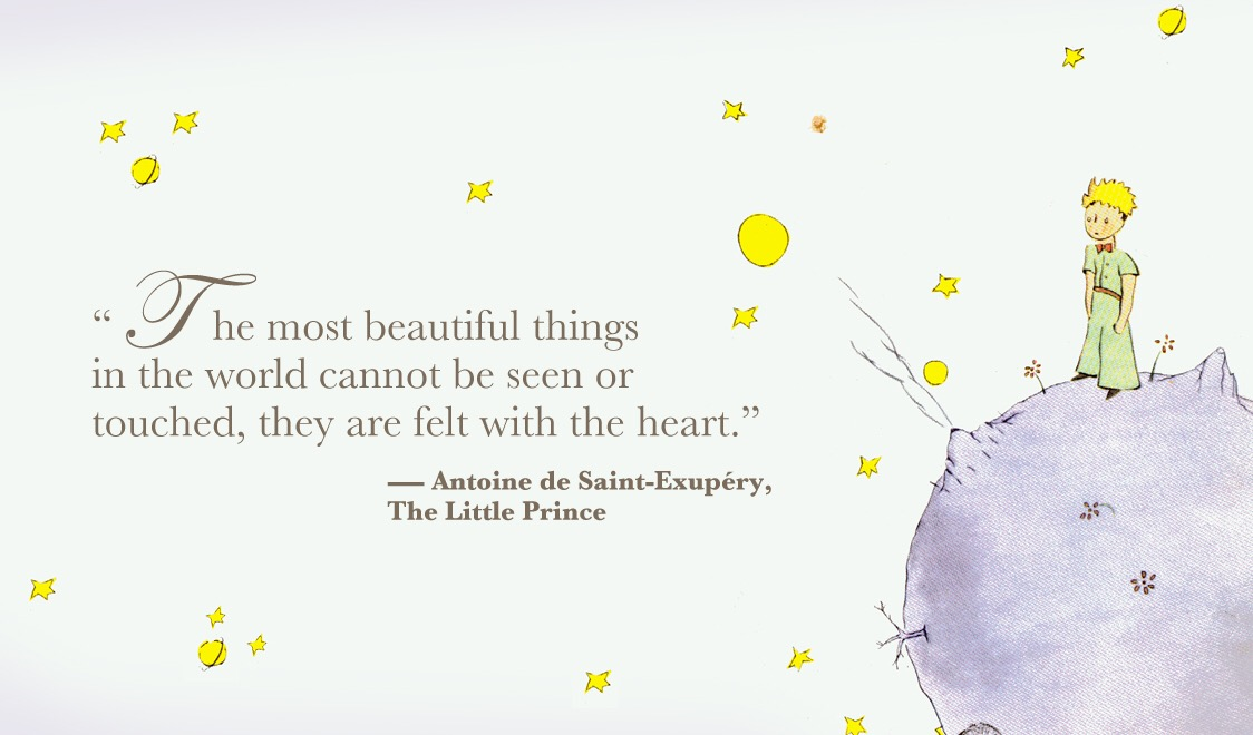 The Little Prince for Grownups