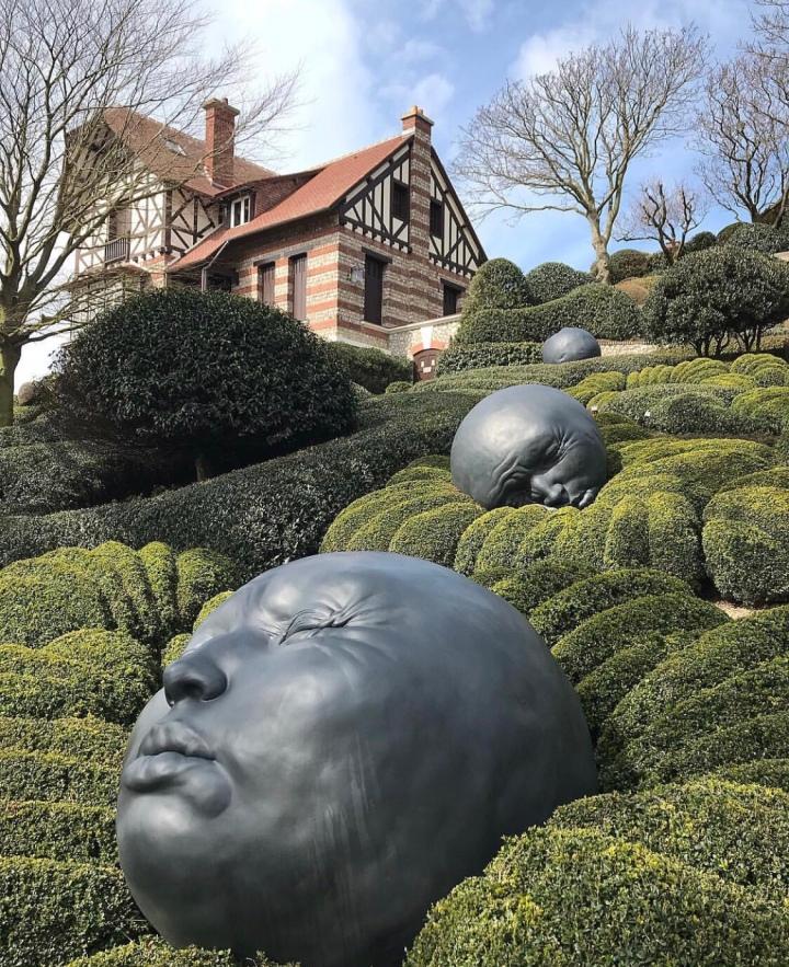 Les Jardins D Etretat Adriana Sassoon